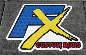 FX Carpet Decals - Fish Xtreme
