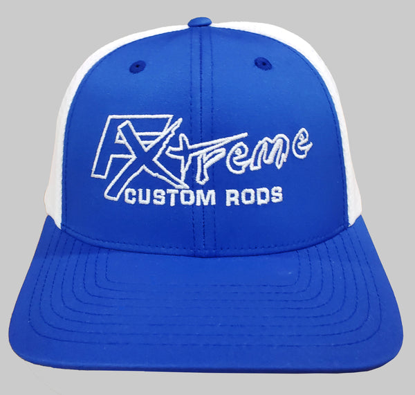 SNAP BACK PERFORMANCE HATS - Fish Xtreme