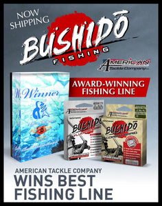 BUSHIDO COMBAT 8-BRAID- MOSS GREEN - Fish Xtreme