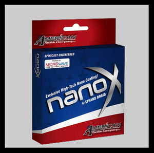 Nano X 4-Strand Braid - Fish Xtreme