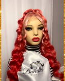 Beautiful Custom Color Brazilian Lace Wig