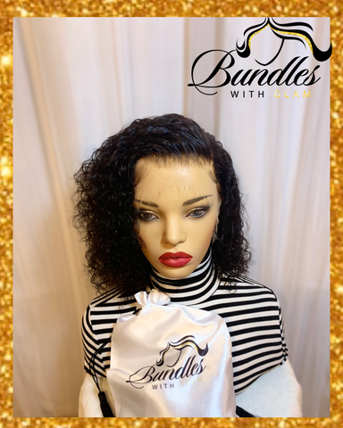 Beautiful Virgin Brazilian Lace Wig