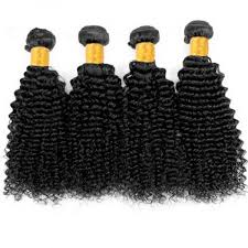 Virgin Brazilian Kinky Curly