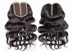 100% Virgin Swiss Lace Closure (Body Wave)