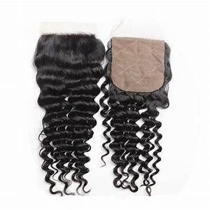 100% Virgin Swiss Lace Closure (Deep Curly)
