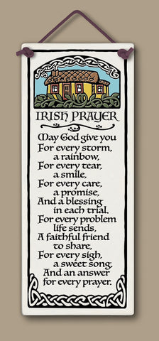 Spooner Creek Large Tall - Irish Prayer
