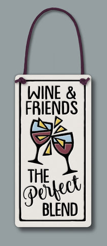 Spooner Creek Wine Tag - Perfect Blend