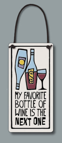 Spooner Creek Wine Tag - Favorite Bottle