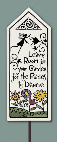 Spooner Creek Garden Tile - Fairies to Dance