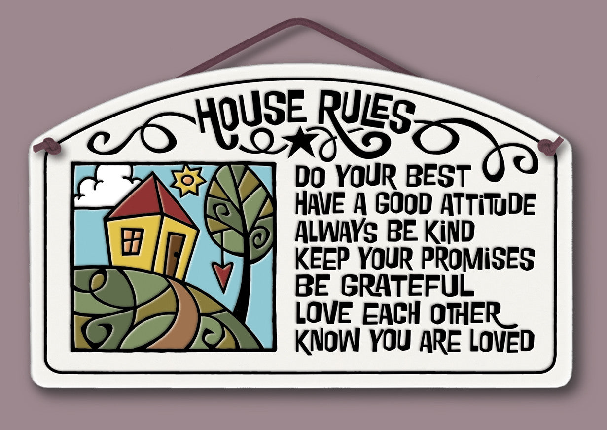 Spooner Creek Large Arch - House Rules