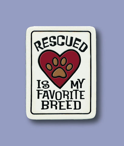 Spooner Creek Magnet - Rescued