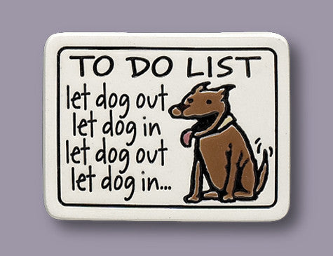 Spooner Creek Magnet - To Do List