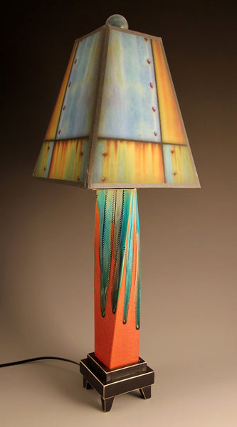 Ross Collage Lamp