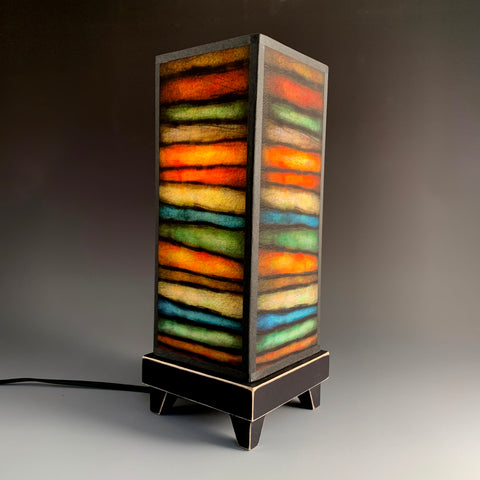 Mood Lamp - Rough Stripes