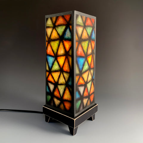 Mood Lamp - Triangles