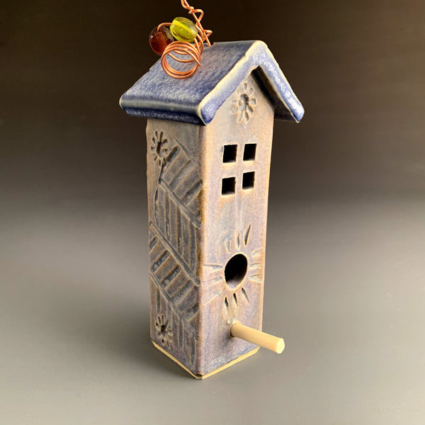 Mini Hanging Birdhouse