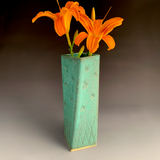 Square Twisted Vase