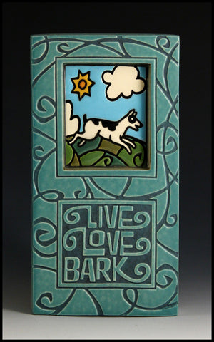 Macone Clay Tile - Live Love Bark
