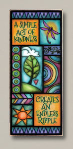 Michael Macone Printed Art - Act of Kindness