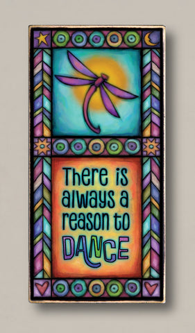 Michael Macone Printed Art - Reason to Dance
