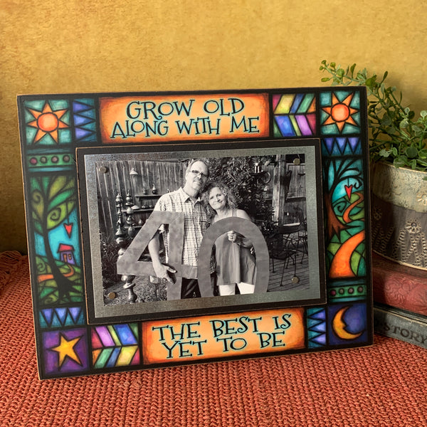 Michael Macone Frame - Grow Old with Me