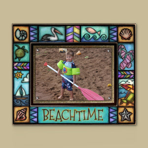 Michael Macone Frame - Beachtime