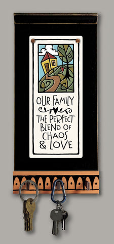 Spooner Creek Key Holder - Our Family