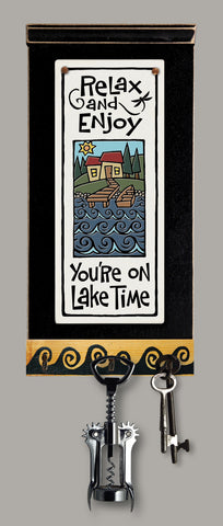Spooner Creek Key Holder - Lake Time