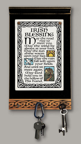 Spooner Creek Key Holder - Irish Blessing