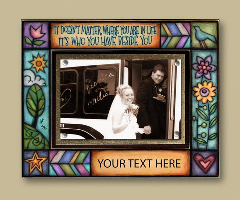 Michael Macone - Custom Picture Frame Beside You