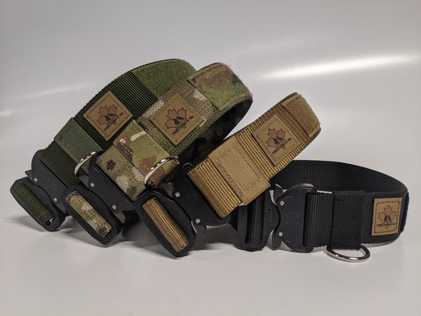 Fire Team K9's Tactical Collar