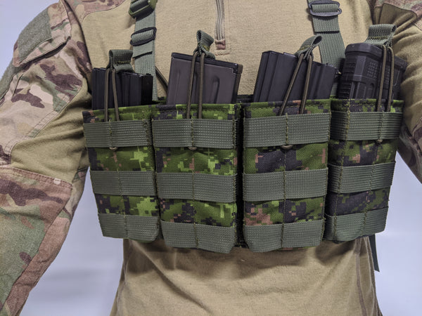 F.A.C  Chest Rig