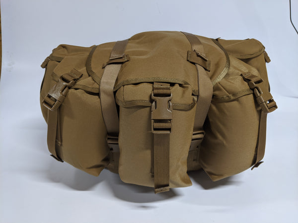 64 Pattern Ruck Bag