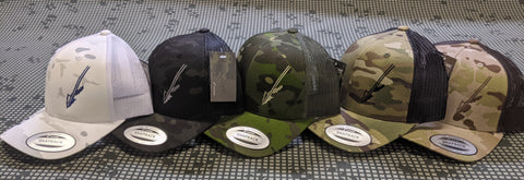 Warrior Gear Multicam Snap Back