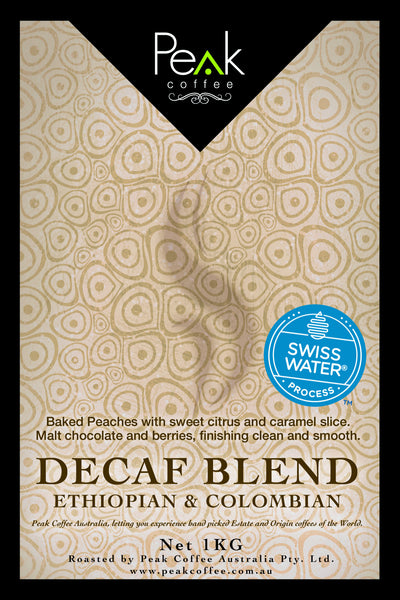 Swiss Water Decaf Blend