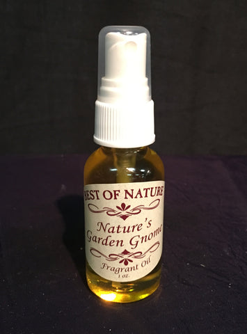 Natures Garden Gnome Fragrance Oil