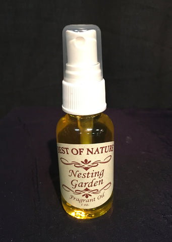 Nesting Garden Fragrance Oil