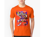 I'm an Engineer - RegiaArt colorful short sleeve t-shirt