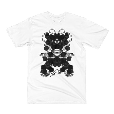 Black Dog Design RegiaArt - Men's Short Sleeve T-Shirt combed cotton