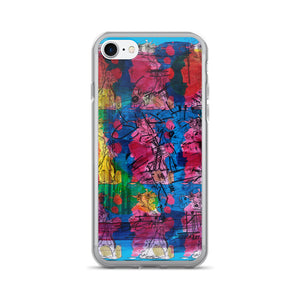 Abstract Nine - iPhone 7/7 Plus Case