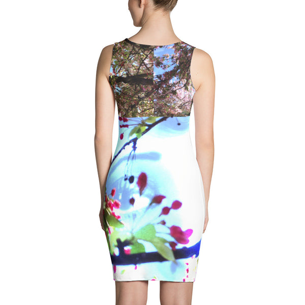 Spring Somewhere Photo RegiaArt - Sublimation Cut & Sew Dress