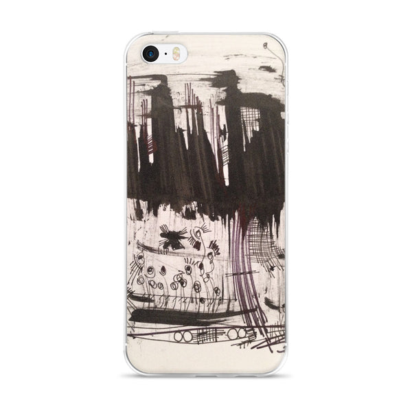 Black Forest Design RegiaArt - iPhone 5/5s/Se, 6/6s, 6/6s Plus Case