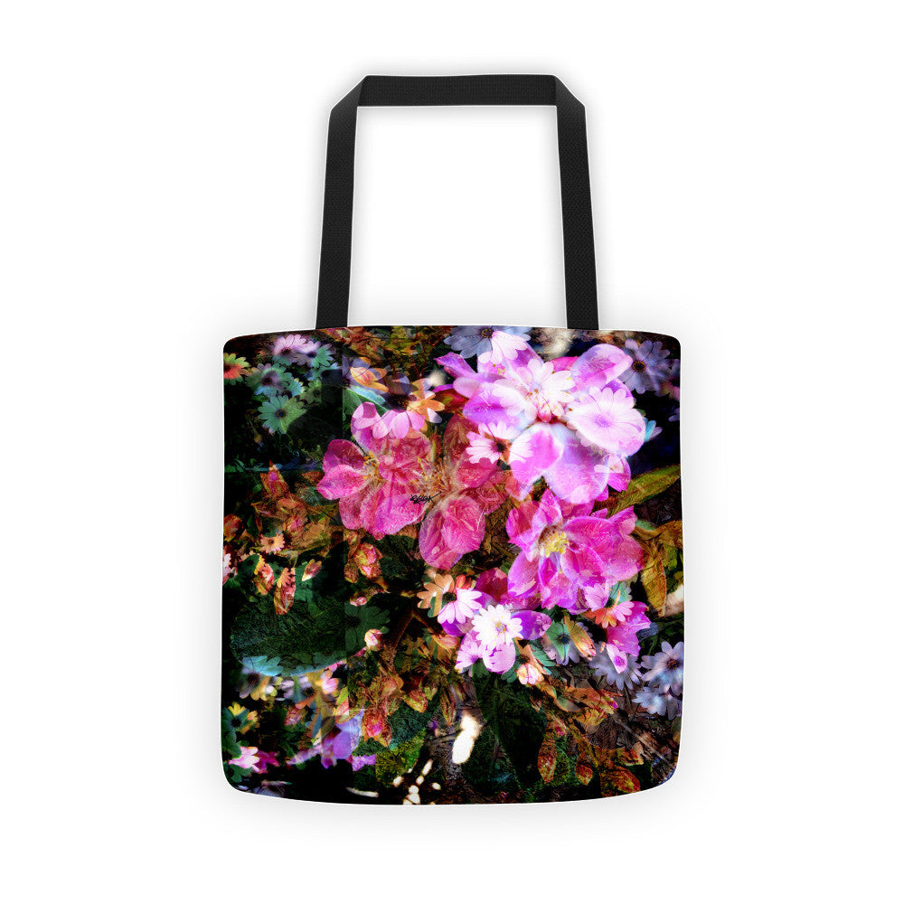 Spring Flowers - Tote bag
