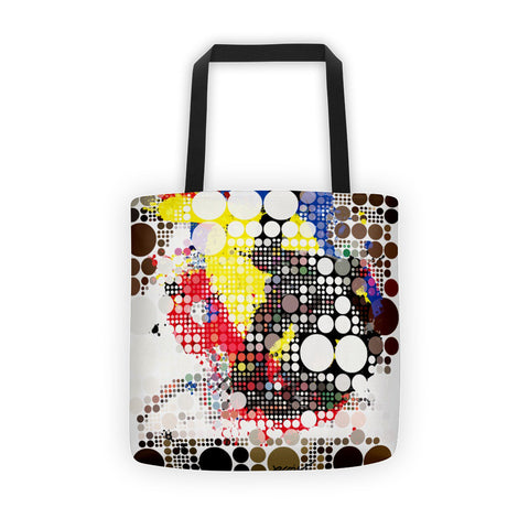 Bubbles in the Air II RegiaArt - Tote bag