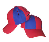 Pigtail Hat 2.0 Blue/Red