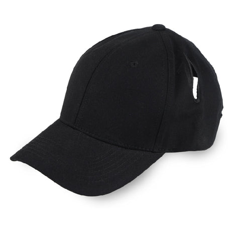 Pigtail Hat 2.0 Black
