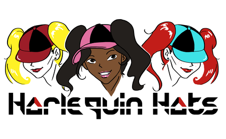 Harlequin Hats