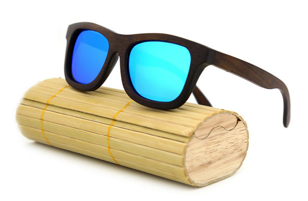 Wooden Sunglasses // Newport