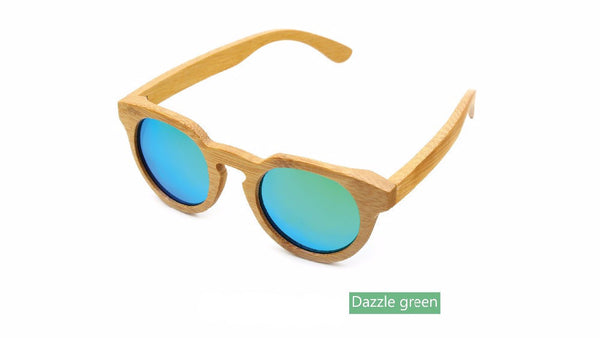 Wooden Sunglasses // Avian 33