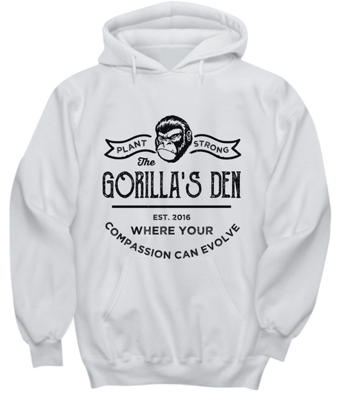 Plant-Strong - Unisex Premium Sweater - The Gorillas Den